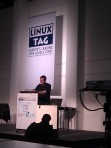Jimmy Schulz at LinuxTag