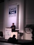 Jimmy Schulz at LinuxTag