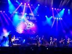 Leningrad Cowboys onstage