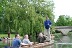River Cam punting